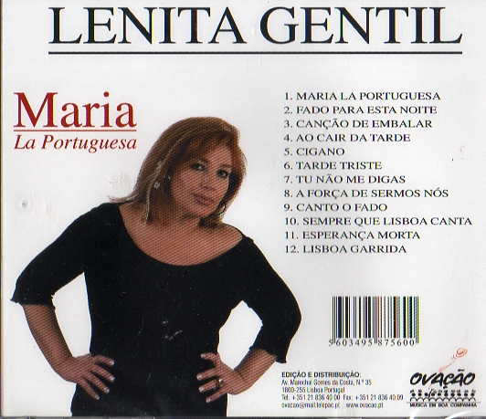 Maria La Portuguesa