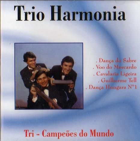Trio Harmonia - Grandes Êxitos