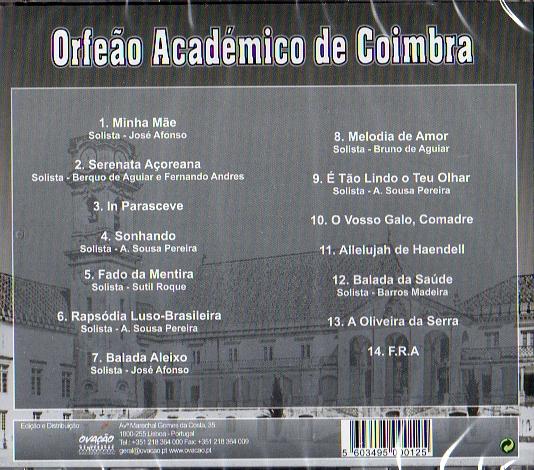 Orfeão Académico de Coimbra