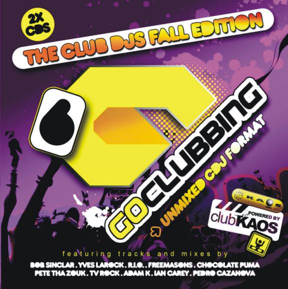 Go Clubbing 6 - Fall Edition