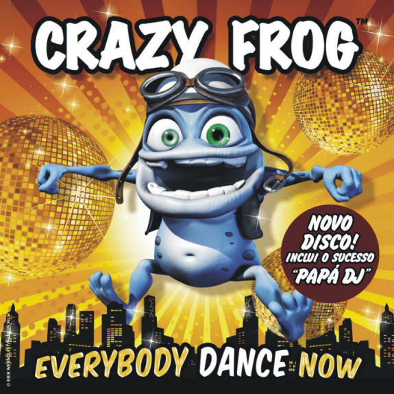 Evereybody dance now CD