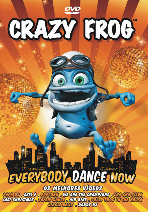 Evereybody dance now DVD