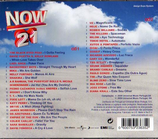 NOW 21