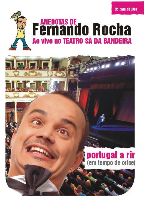 Ao vivo no Teatro Sá da Bandeira