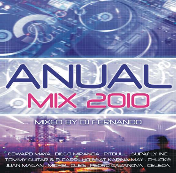 Anual Mix 2010