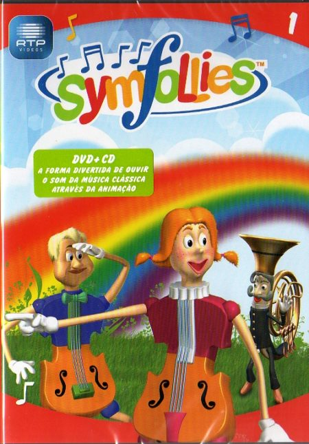 Symfollies 1 - CD + DVD