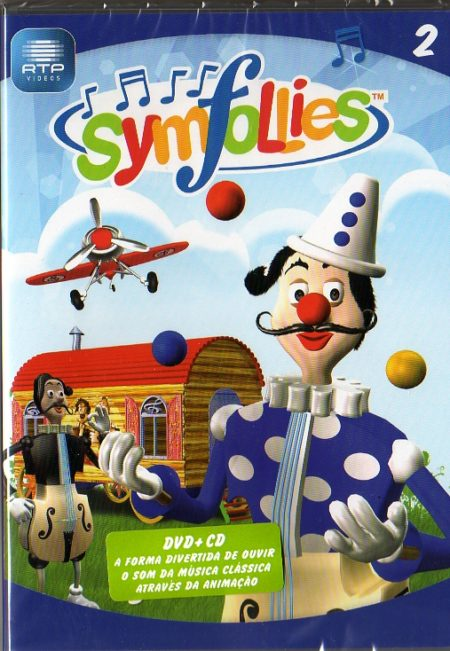 Symfollies 2 - CD + DVD