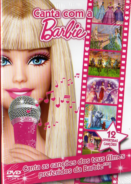 Canta com a Barbie