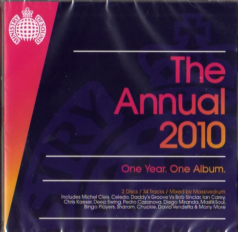 Ministry Of Sound - The Annual 2010 - One Year.One Album.