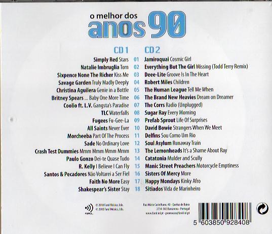 o melhor dos ANOS 90