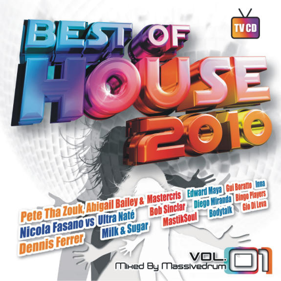 Best Of House 2010 Vol 1 Loja Da Musica