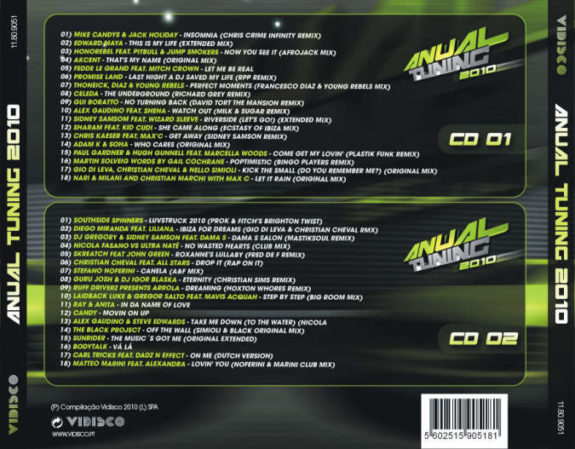 Anual Tuning 2010