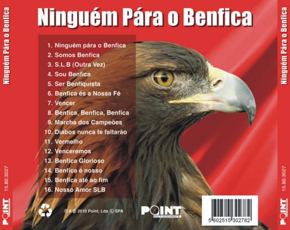 Ninguém pára o Benfica