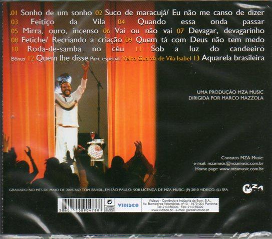 Brasilatinidade ao vivo CD