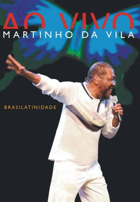 Brasilatinidade ao vivo DVD