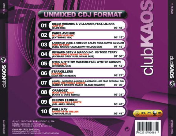Club Kaos 36