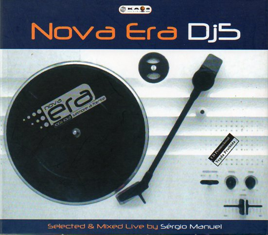 Nova Era Dj 5  2 Cds