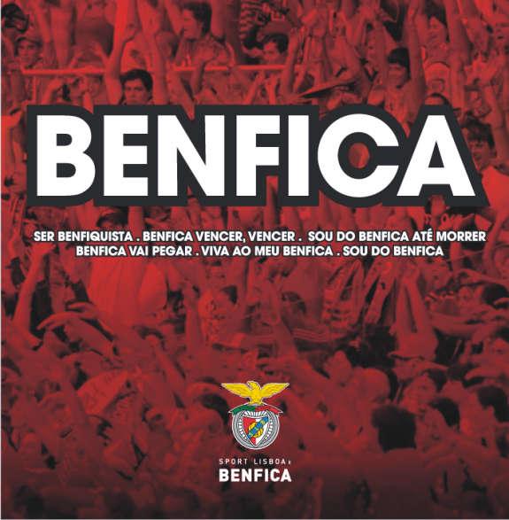 Benfica - CD oficial 2010