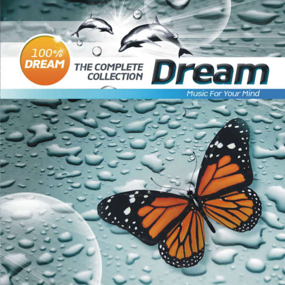 100% DREAM - MUSIC FOR YOUR DREAM - THE COMPLETE COLLECTION