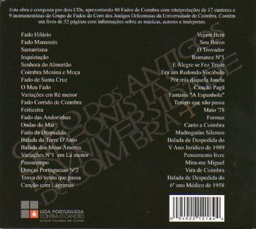 100 Anos Fado de Coimbra - CD duplo