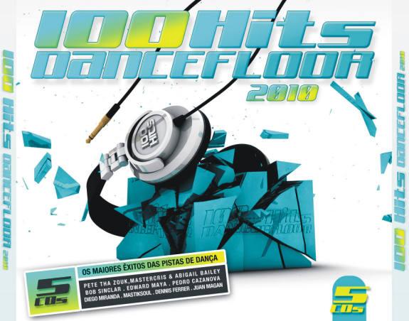 100 HITS DANCEFLOOR 2010 CD5