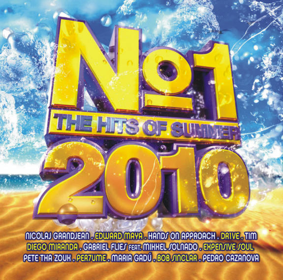 Nº1 2010 - HITS OF THE SUMMER