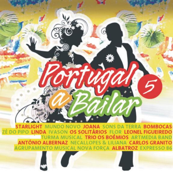 Portugal a Bailar Vol. 5