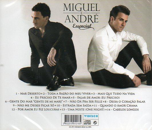 Miguel e André - Essencial