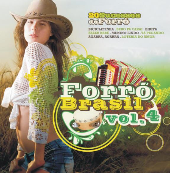 Forró Brasil Vol. 4