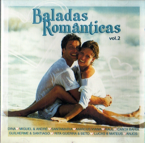 Baladas Românticas vol 2