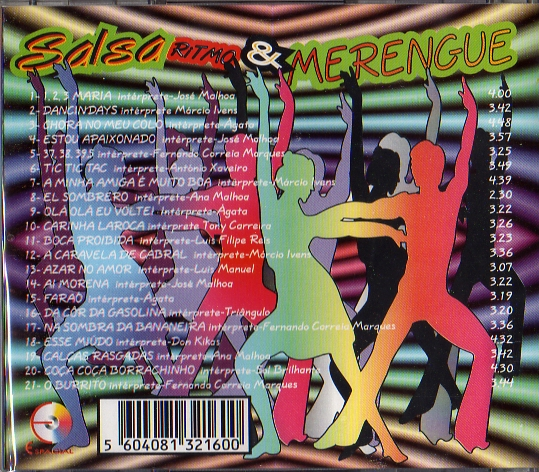 Salsa & Ritmo Merengue