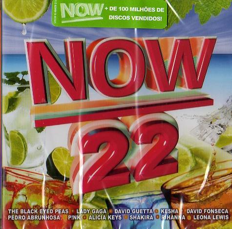 Now 22 CD Duplo