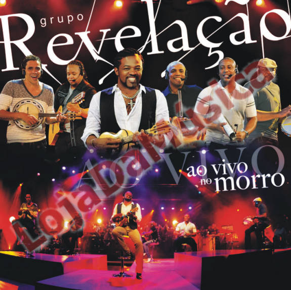 Ao Vivo no Morro CD