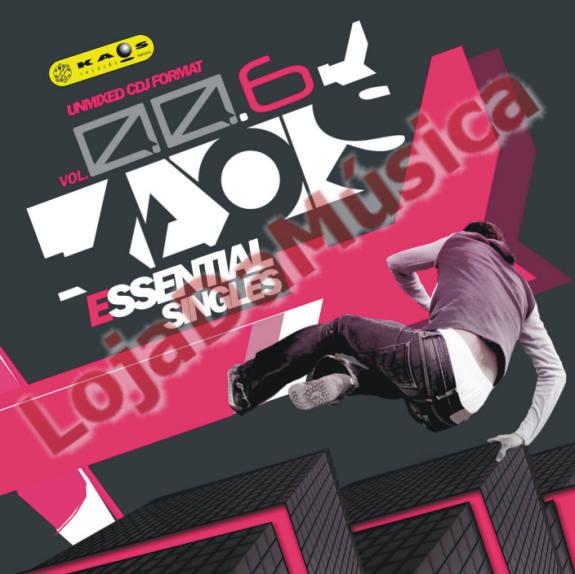 Kaos Essential Singles Vol. 006