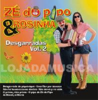 Zé do Pipo & Rosinha - Desgarradas Vol. 2