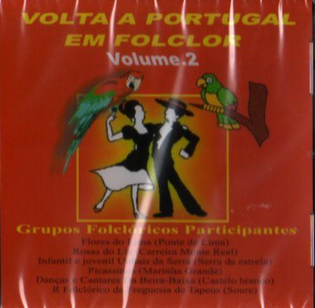 Volta a Portugal em Folclore - volume 2