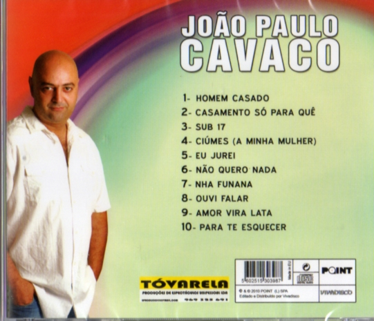 João Paulo Cavaco