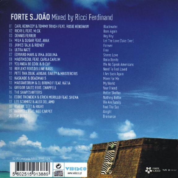 Forte S. João - Mixed by Ricci Ferdinand