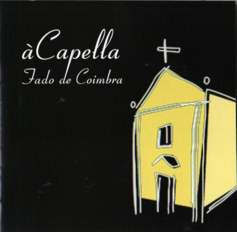 Fado de Coimbra - àCapella