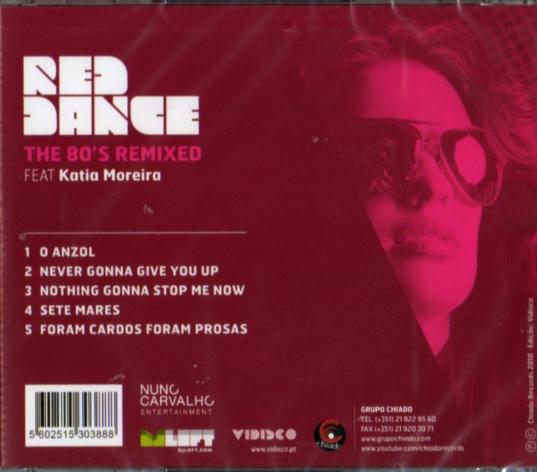The 80 S Remixed - Red Dance Feat Katia Moreira