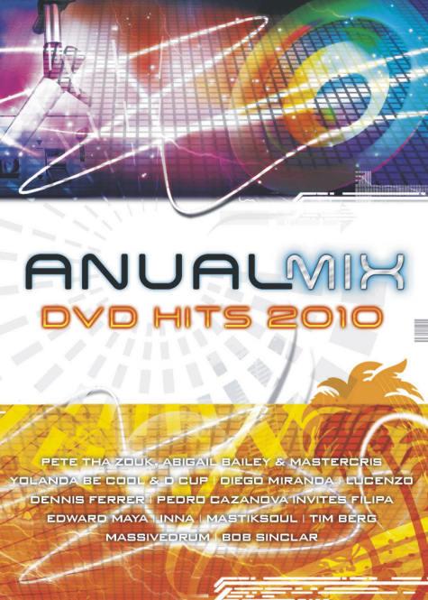ANUAL MIX DVD HITS 2010