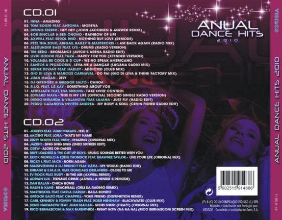 ANUAL DANCE HITS 2010
