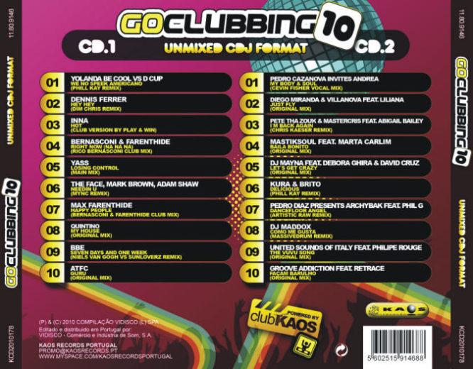 Go Clubbing 10