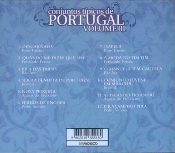 Conjuntos Típicos de Portugal - Vol.01