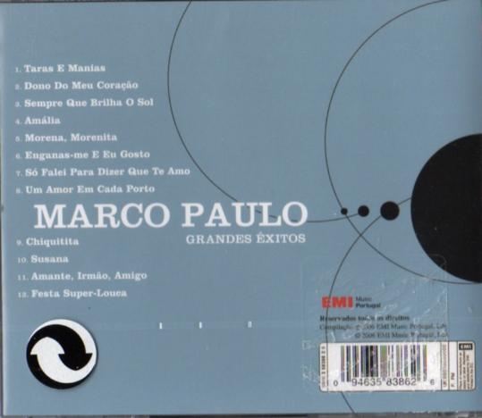 Marco Paulo - Grandes Êxitos