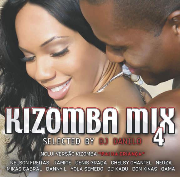 KIZOMBA MIX 4 - SELECTED BY DJ DANILO