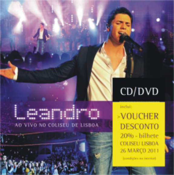 Ao Vivo no Coliseu de Lisboa cd+dvd