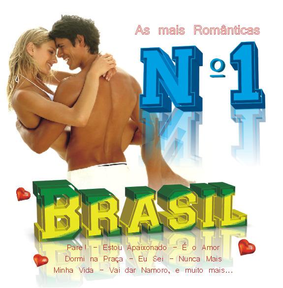Nº. 1 Brasil - As mais românticas