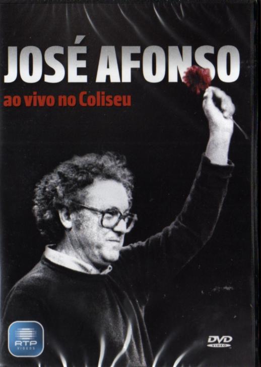 José Afonso - ao vivo no Coliseu
