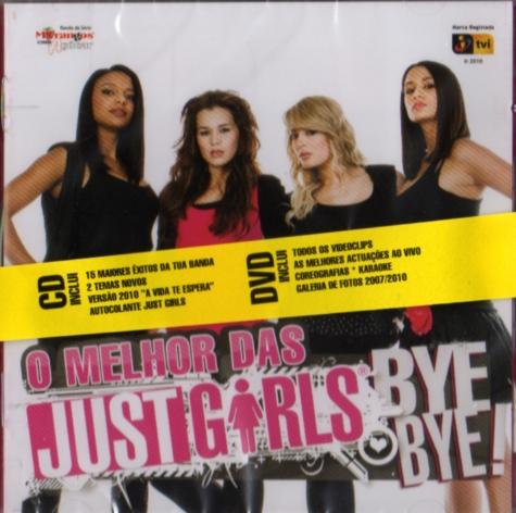 Bye,Bye-O melhor das Just Girls